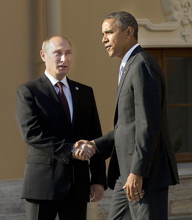 Russia G20 Summit Obama