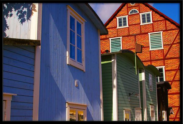 Fishermans hut in Malmo.