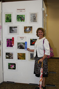 Carol, first place winner in Nature Category at the Mid-South Fair 2010.