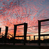 Published in the Desoto Discovery 2010-11 magazine, it was voted best of photo's for the magazine by editor and staff.  This photo was taken in Walls, MS during sunrise, the photo is of a Church building under construction. See page 17 in Desoto Discovery Magazine.  Photo by Gary Cox