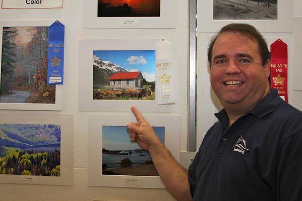 3rd place winner at the Mid-South Fair in the Scenery Category, photo by Gary Cox.