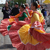 Anderson Ballet Folklorico dancers perform a dance from Sinaloa<br /> <br /> Photographer's Name: Tanya Gonzalez<br /> Photographer's City and State: Anderson, IN