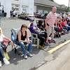 Parade fans line route during the 38th annual Uncle Sam Parade Sunday, September 15, 2013 on Fifth Avenue in Lansingburgh, N.Y.. (J.S.CARRAS/THE RECORD)