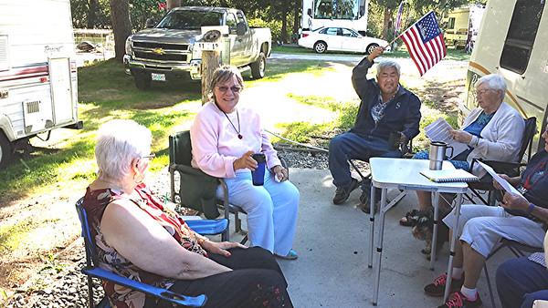 September 2014 at VFW Orting