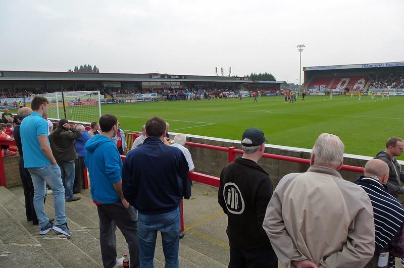 Dagenham 0 Northampton 2