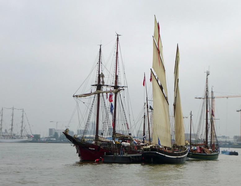 Tall Ships at Greenwich