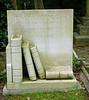 Highgate Cemetery - Jeremy Beadle's grave