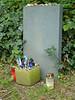 Highgate Cemetery - Douglas Adam's grave