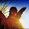 Angel Statue-Lexington Cemetery