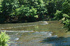 One of the fish dams the Indians used on the Toccoa River over 500 years ago.
