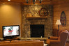 Remote control fireplaces
