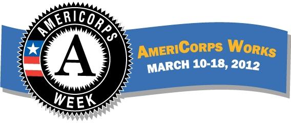 AmeriCorps Week logo