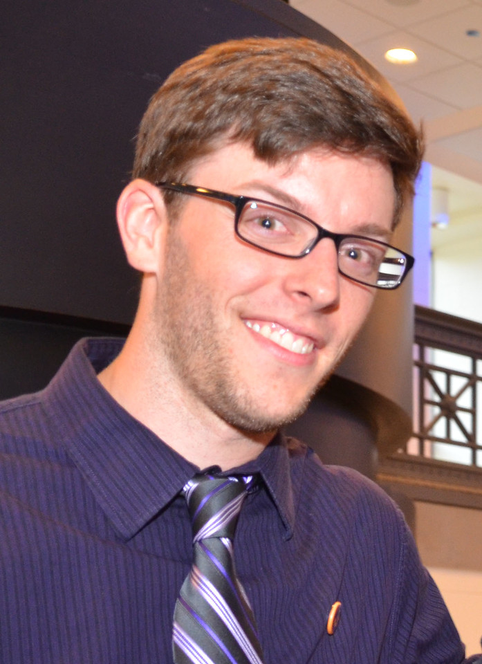 Matt McCabe, new member of the CNCS Board of Directors.
