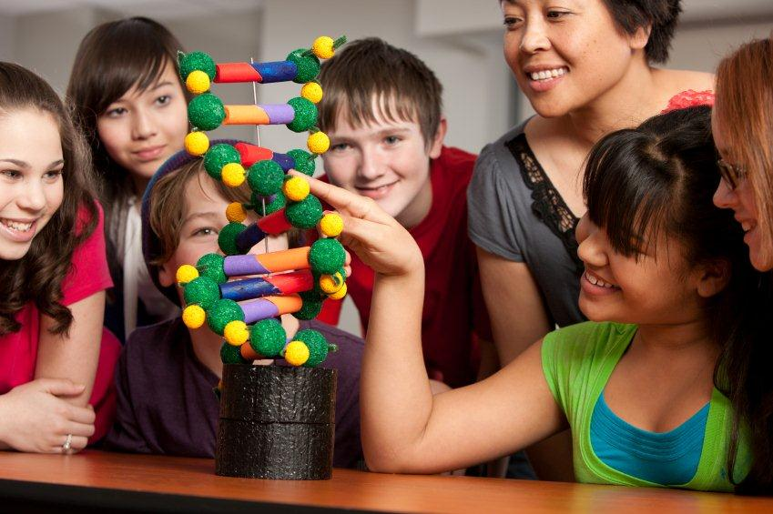 Service-learning is extending lessons in science, technology, engineering, and math beyond the classroom.