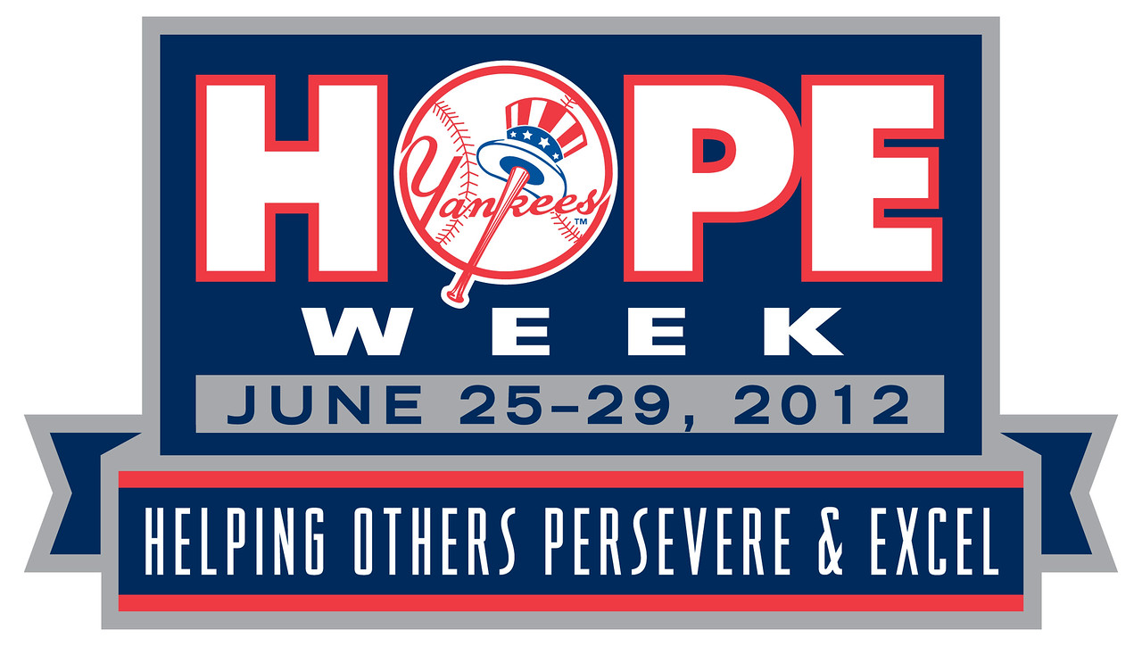 2012 New York Yankees HOPE Week
