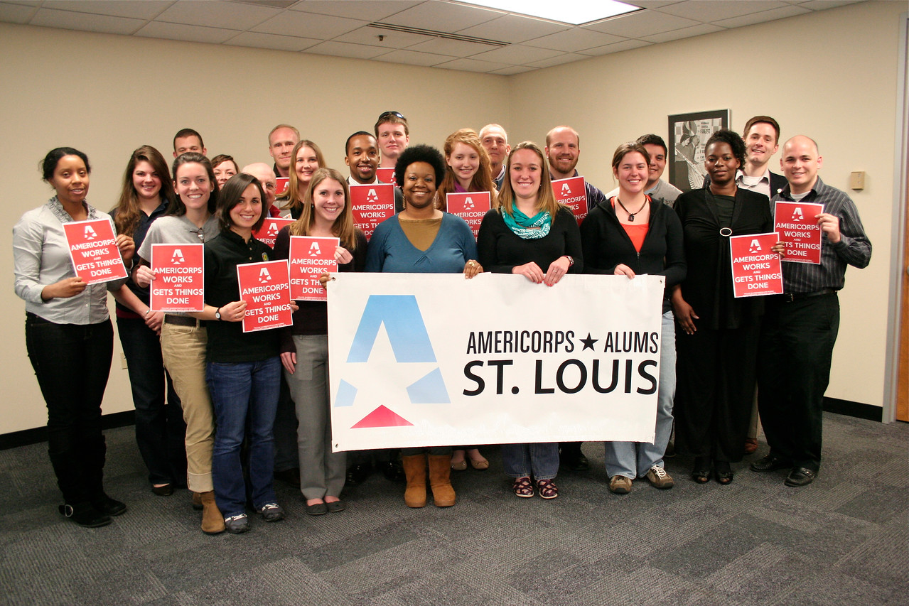 AmeriCorps Works for AmeriCorps St. Louis