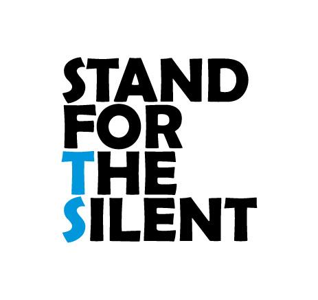 Stand For The Silent logo.