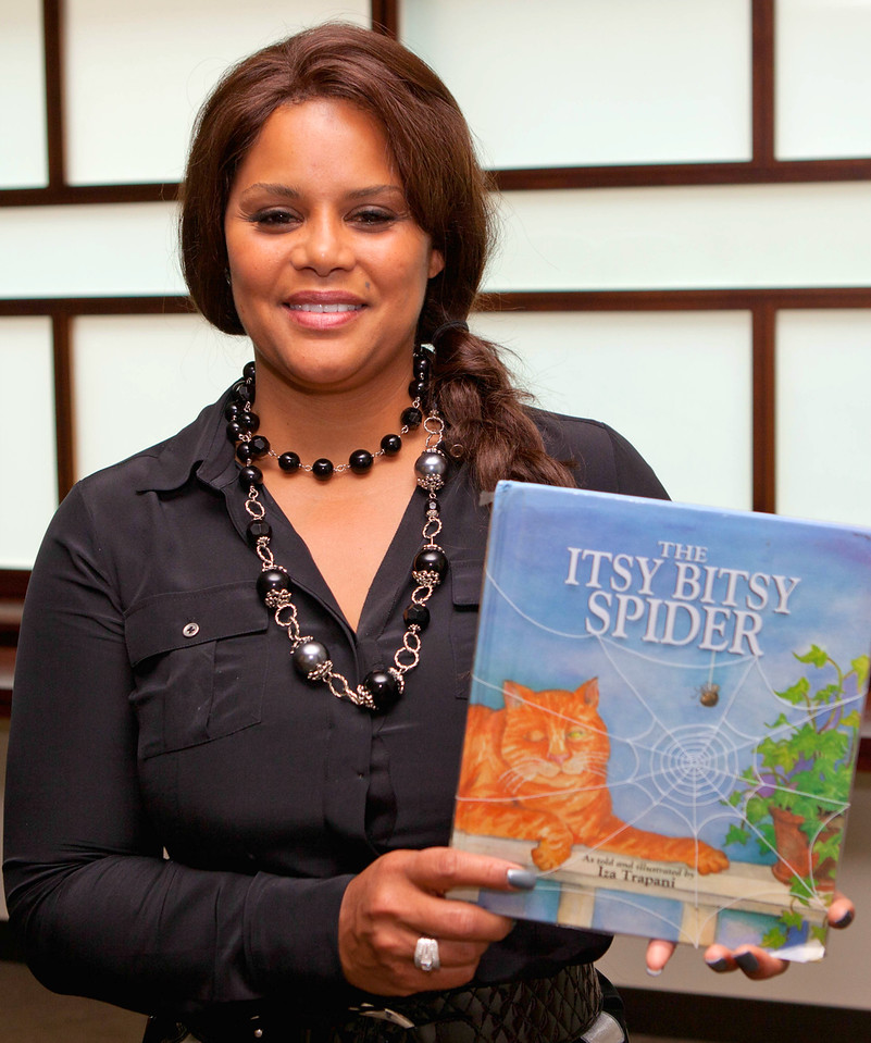 Stacey Fielder August likes the values The Itsy Bitsy Spider teaches children.