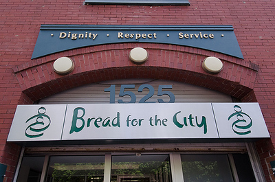 Bread for the City in northwest Washington, DC on Friday April 29, 2011.