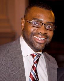 Serve DC Executive Director Jeffrey D. Richardson.