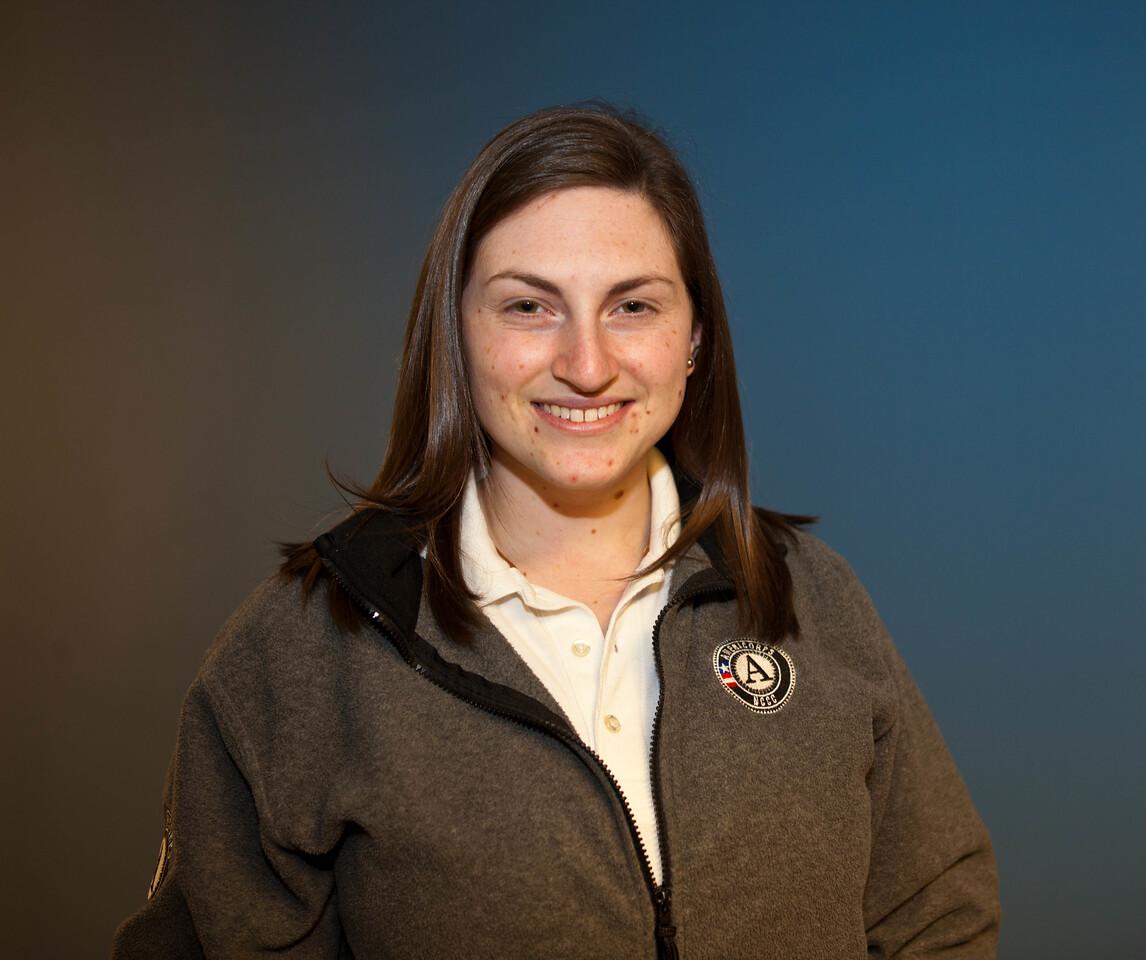 FEMA Corps Team Leader Cassie Murray.