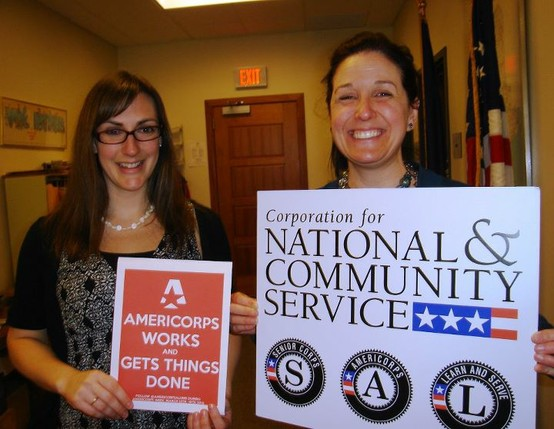 AmeriCorps Works at the Corporation for National and Community Service