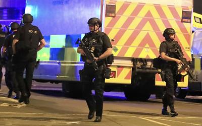 Britain Ariana Grande Concert Blast