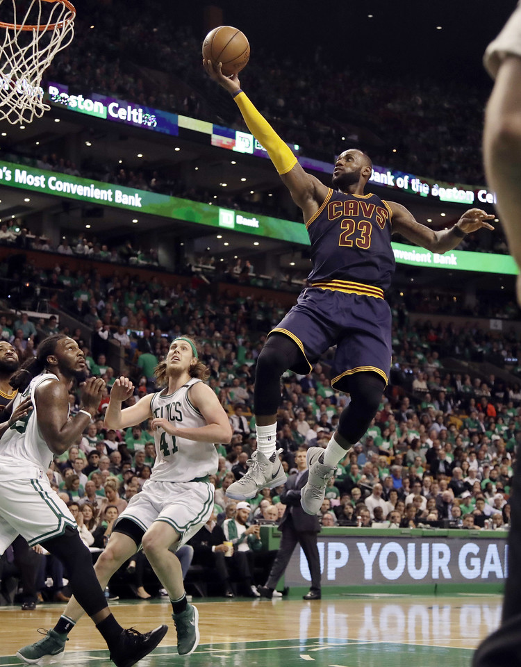 Nba Finals Lebrons Challenge Basketball