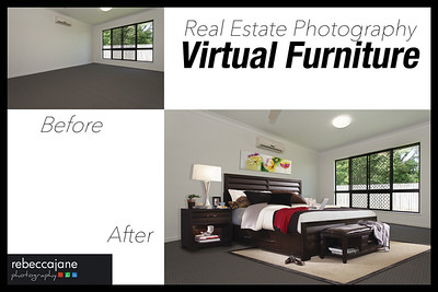 Virtual Furniture from $77 - Style your home for a fraction the cost