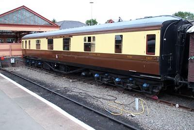 GWR SLF 9084 at Kidderminster Station  20/07/13.