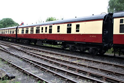 MK1 BSK W34562 on the SVR  20/07/13.
