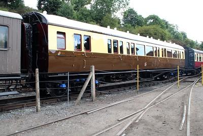 GWR BTO 9103 (ex 079124) seen at Bewdley Station Sidings  20/07/13.