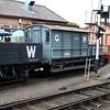 20t Goods Van 'Toad' 68501 at Bewdley  20/07/13.