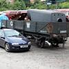 14t 4 Plank Open 99965 at Bridgenorth Yard  20/07/13.