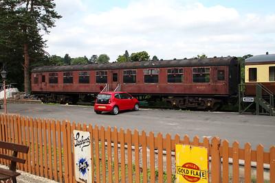 MK1 SK M25771 seen at Arley Station  20/07/13.