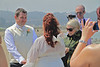 Couple from England tie the knot on the beach in S.F.