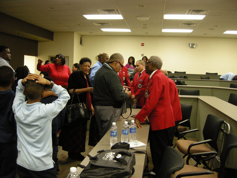 Shabach! Christian Academy Black History Month Presentation