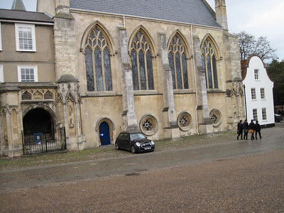 Norwich Castle - Boudicca Museum