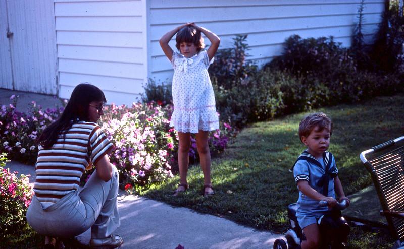 Pamela P. Cline, Kendra Cline, Justin Cline.