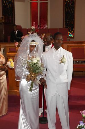 Shalanda & Jacob Wedding