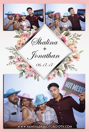 Shalina and Jonathan Wedding