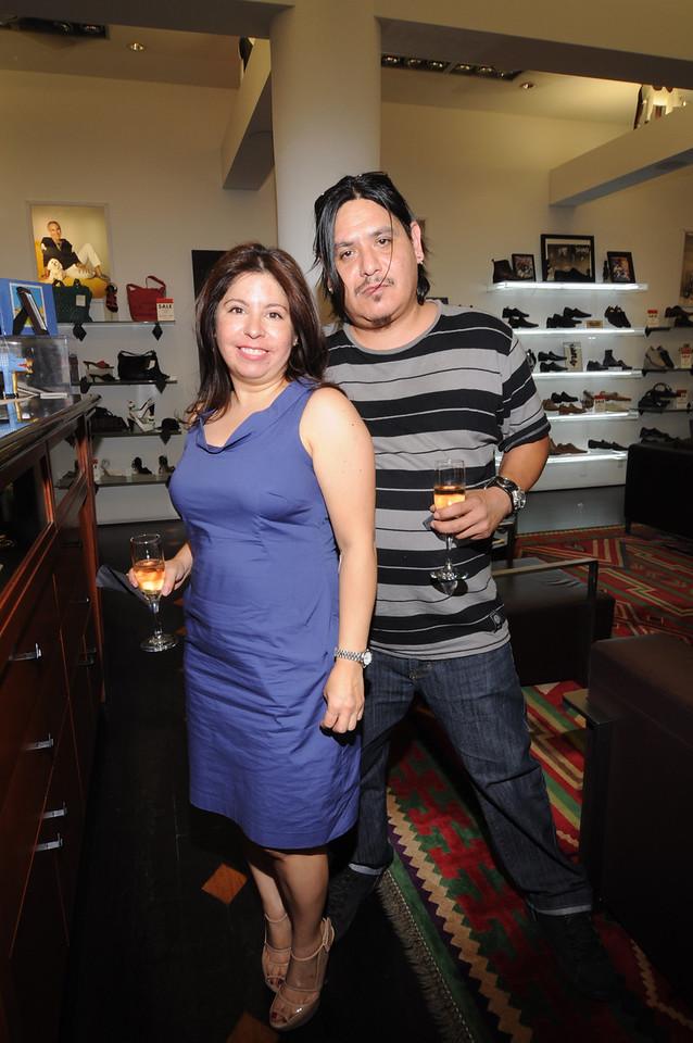Elizabeth Lopez & Orlando Garcia