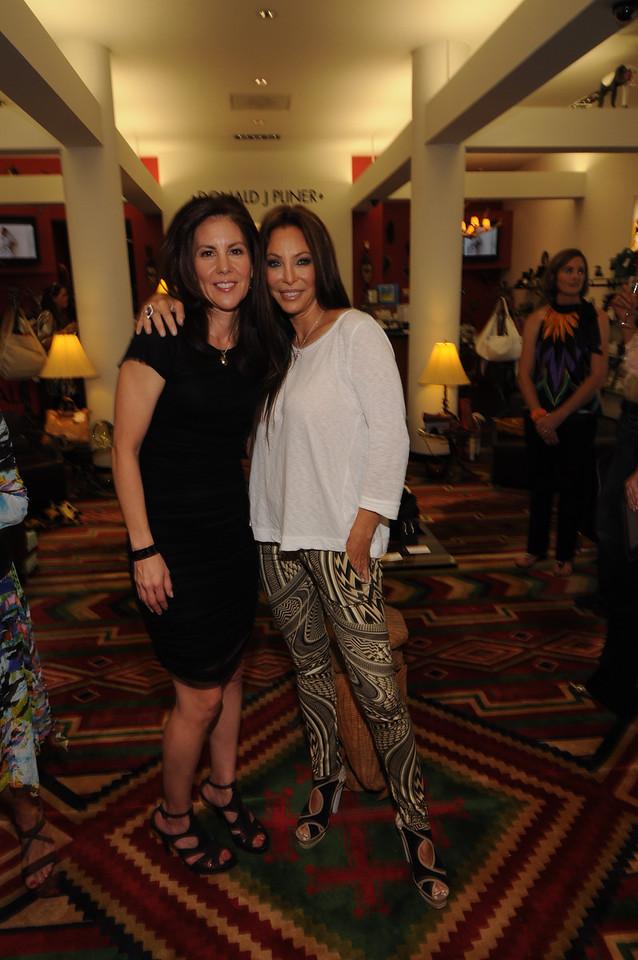 Shamaine  Kelin & Lisa Pliner