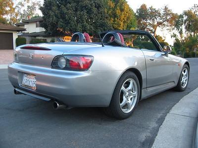 Shane's S2000