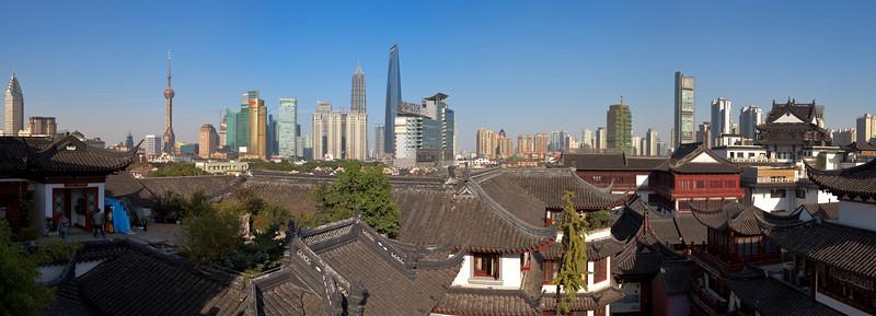 Shanghai Nights...
