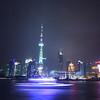 Pudong Skyline