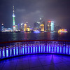 The Pudong Skyline as seen from the Bund