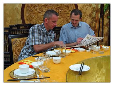 Shanghai in September 2008