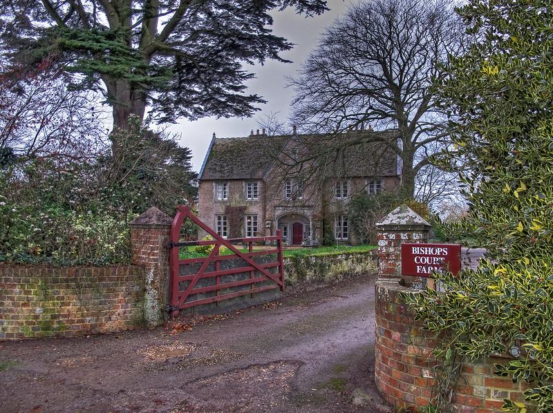 Bishops Court farm, Shapwick.