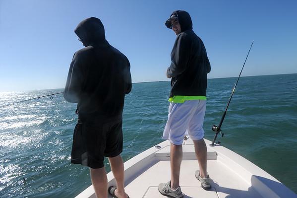 Shark Fishing Key West